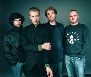 Coldplay saca nuevo disco en Junio
