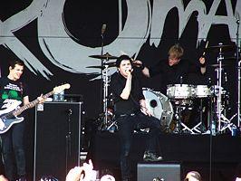 My Chemical Romance saca mañana nuevo disco