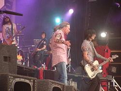 Vuelve Guns n' Roses tras 15 años