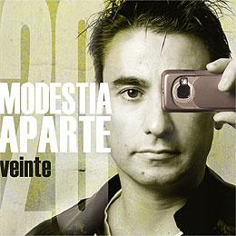 """Modestia Aparte vuelve con su nuevo disco """"Veinte"""""""