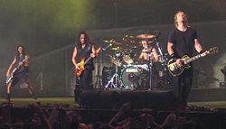 Metallica saca nuevo albúm