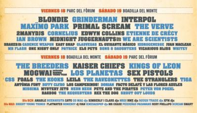 El Summercase monta una gran fiesta y espectáculo en las ciudades de Madrid y Barcelona