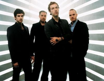 "Coldplay viene a Madrid para presentar su último disco ""Viva la vida or death and all his friends"""