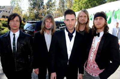 """Maroon 5 sigue realizando su gira por EEUU de su último disco """"It wont be soon before long"""" y que han presentado con una gira mundial"""