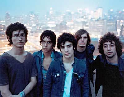 The Strokes han vuelto a juntarse para preparar un nuevo disco y estrenarlo en el próximo año 2009