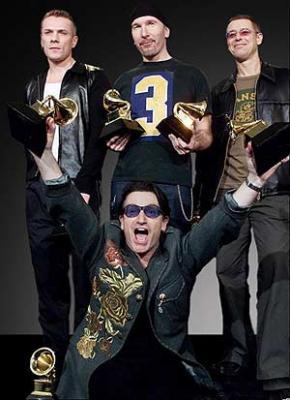 U2 prepara su duodécimo álbum