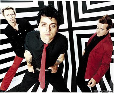Green Day vuelve con un nuevo disco de estudio tras 4 años y que saldrá a la venta para 2009