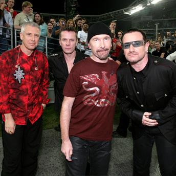 """U2 saca a la venta su nuevo álbum de estudio """"No line on the horizon"""""""