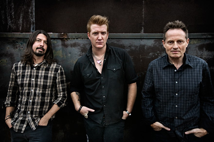 Nace el nuevo supergrupo definitivo: Them Crooked Vultures