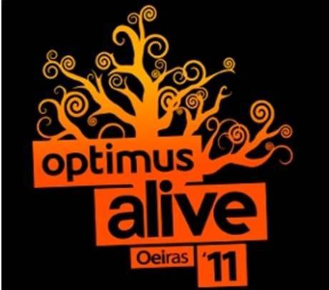 Optimus Alive! 2011 confirma más artistas y se muestra como uno de los grandes festivales del verano